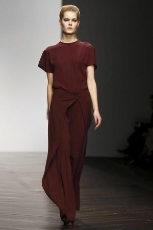 Maria Grachvogel Fall Winter Ready To Wear 2013 London