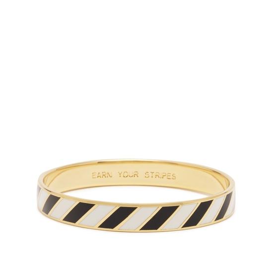 Earn  your stripes Kate Spade Idiom Bracelet