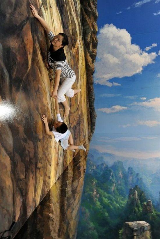 3D Magic Art Special Exhibition