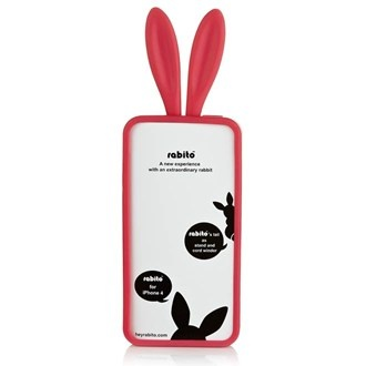 Bunny iPhone cover