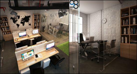 Cool Office Interior