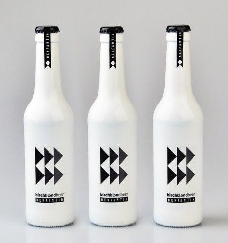 Homebrew labels by Slovakian designer Martin Fek