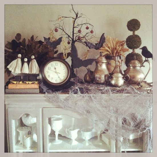 delightful finds & me blog, Halloween Decor & Party Ideas