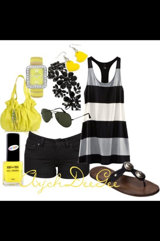 Love the look!!!          Summer clothes