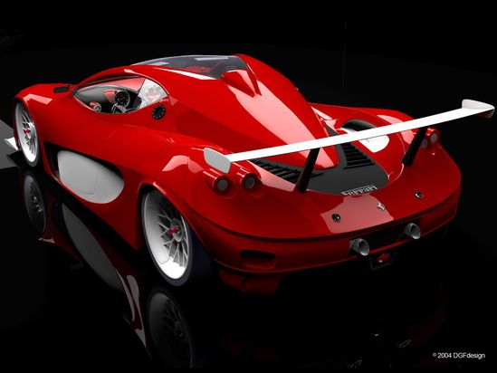 Ferrari Aurea GT
