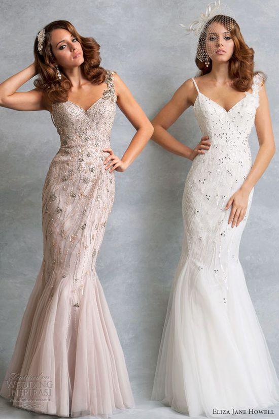 eliza jane howell wedding dresses color 2013 hedy