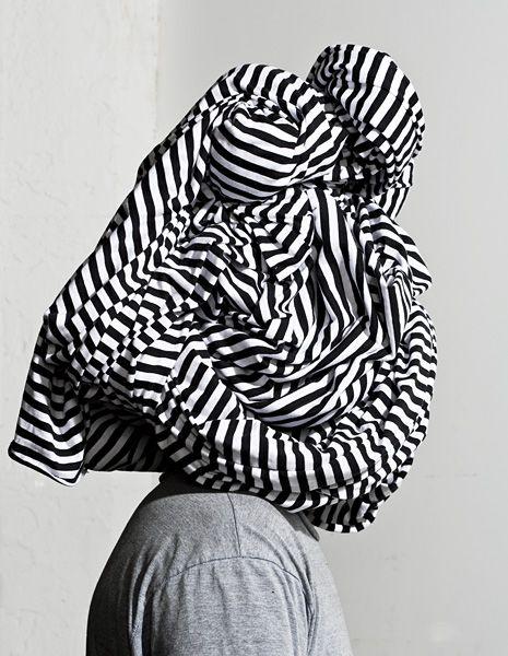 #yearofpattern stripe head