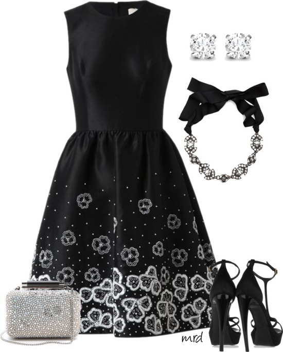 """Night on the Town"" by michelled2711 on Polyvore"