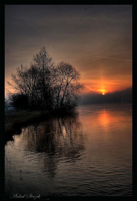 ? Poland Sunrise