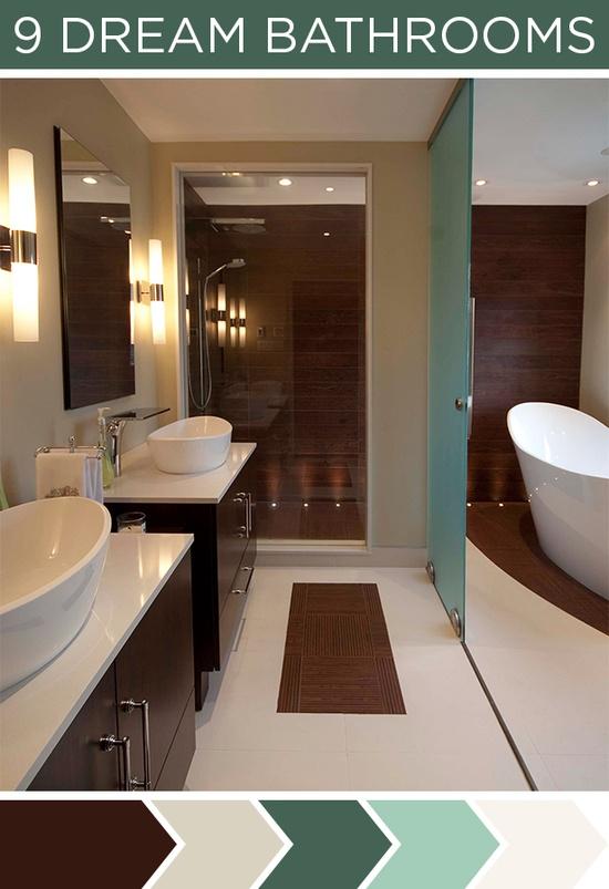 Vote for your favorite bathroom! @HGTVRemodels.com  >> www.hgtvremodels....