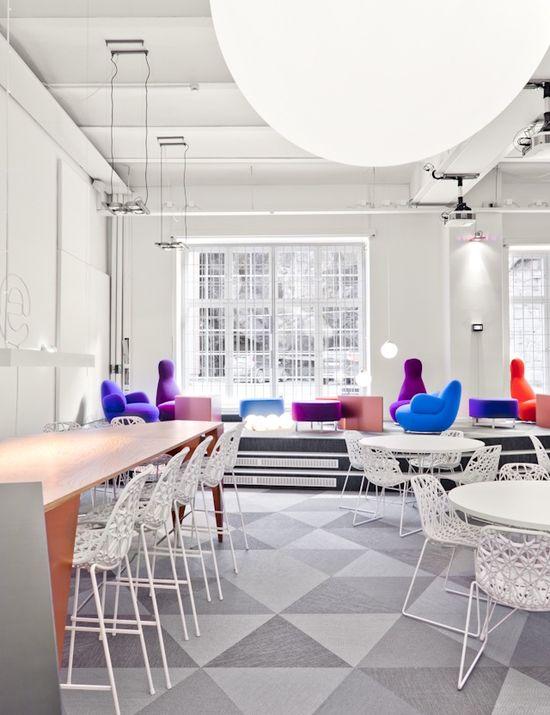 Skype's creative office, Stockholm Sweden