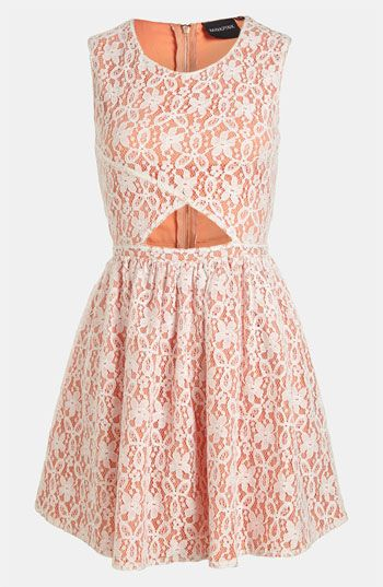 Femine + Pastels =Everyday Dress for Spring #Nordstrom
