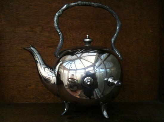 Vintage English Branch Handle Tea Pot by EnglishShop on Etsy, $89.00