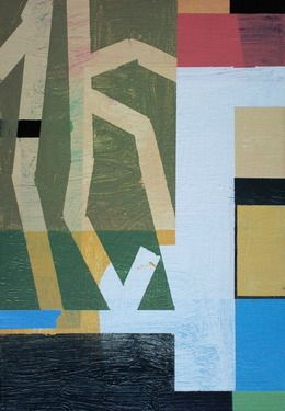 "Saatchi Online Artist Jim  Harris; Painting, ""Mode"" #art"