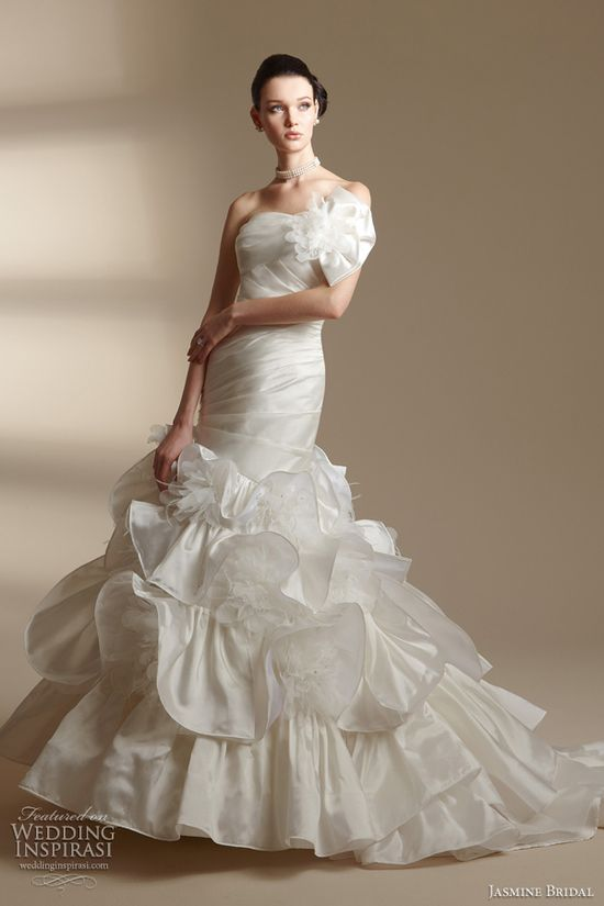 Jasmine Bridal Couture 2012