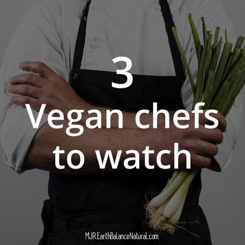 #Vegan #Chefs