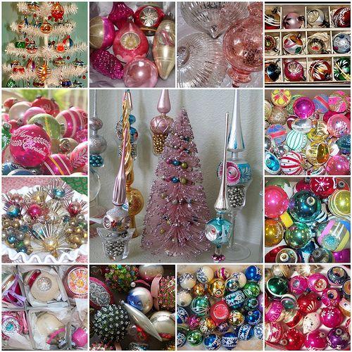 Vintage Christmas pretties