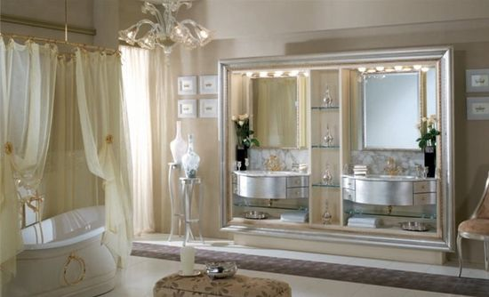 Greek Style Bathroom Decor Ideas