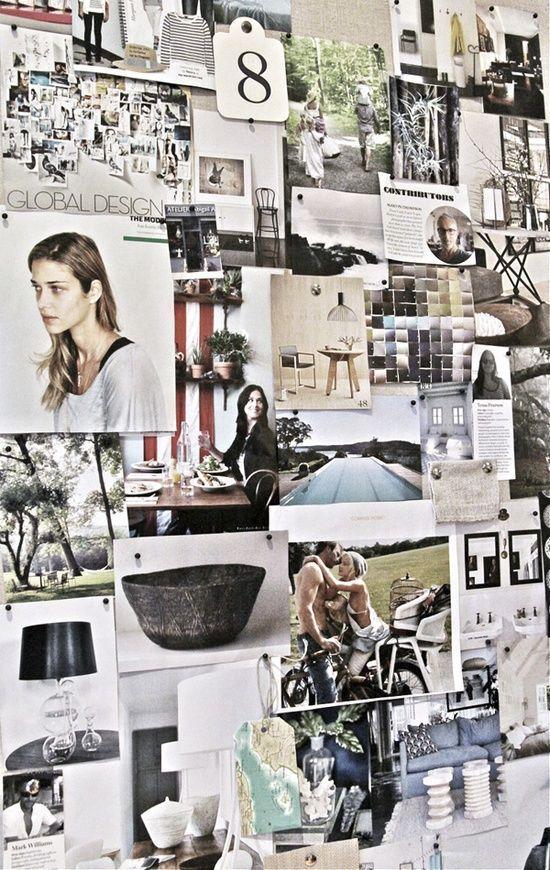 Inspiration #Desk Layout
