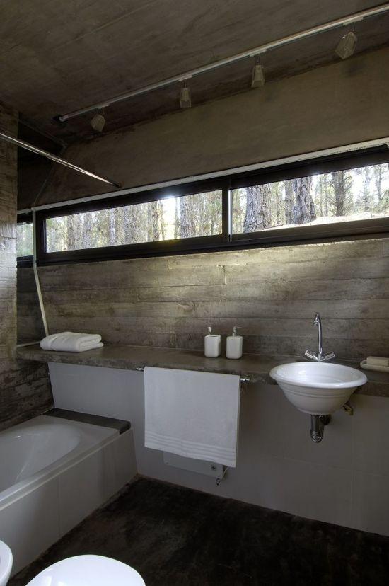 #Concrete House / BAK Architects