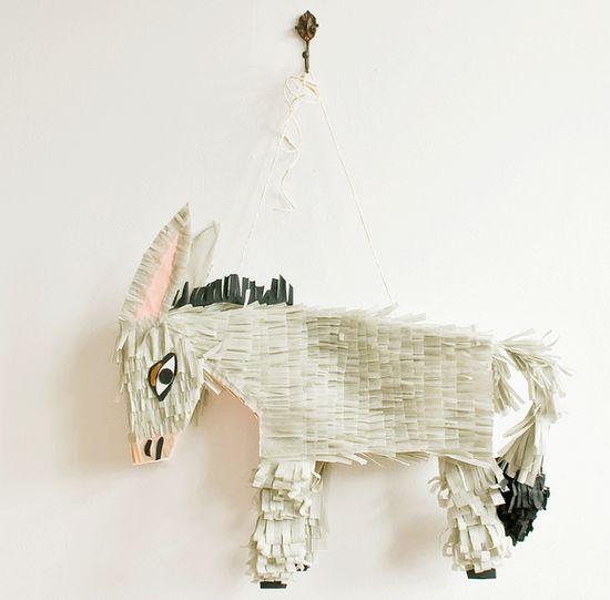donkey pinata @Nicole Wadlington