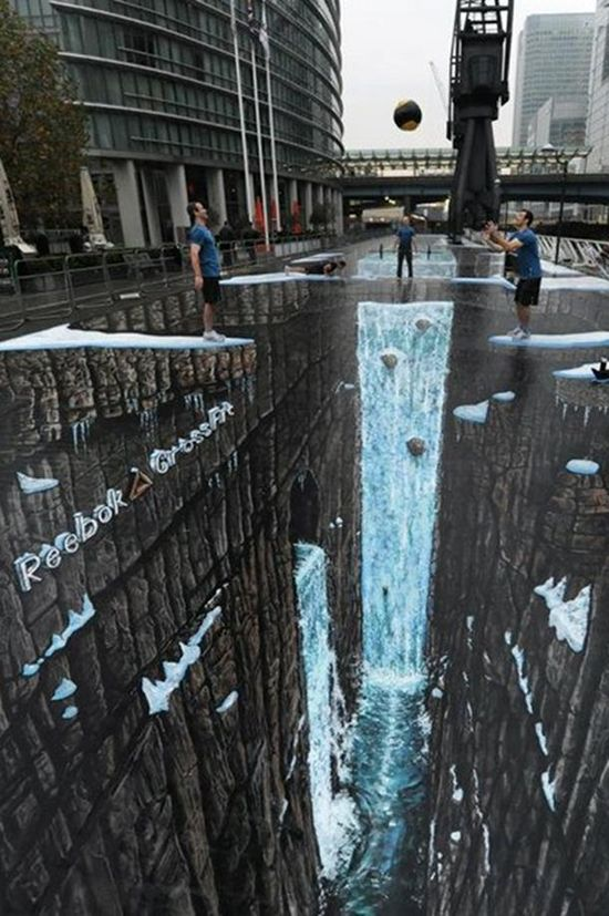 Street Art #awesome #3D_art #3D #art