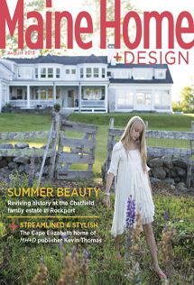 Maine Home + Design Magazine