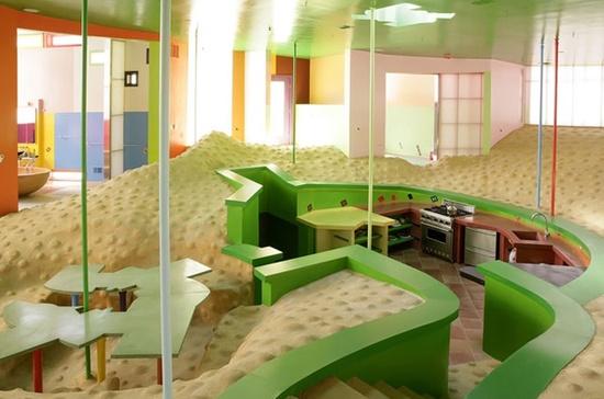 HÉTVÉGI HÁZ: színes japán loft.