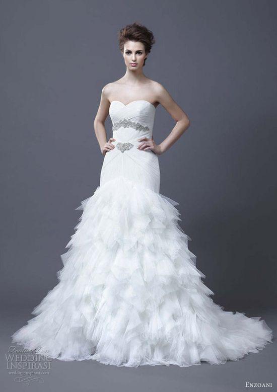 Enzoani Wedding Dresses 2013