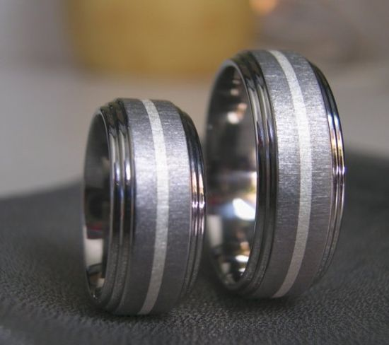Groom's wedding band