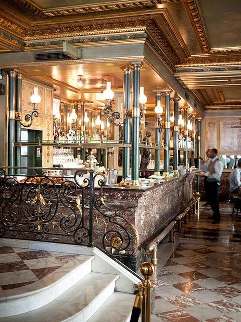 The Parisian Tea Salon, Ladurée ~ it all began in 1862