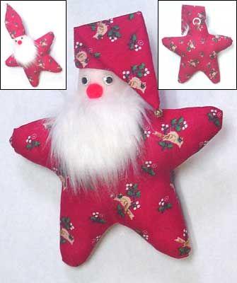 Le père-Noël étoile