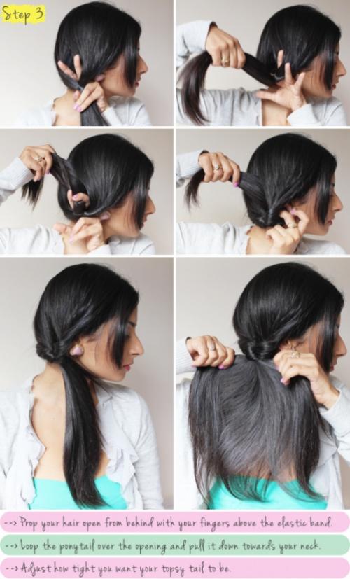 Maybe into a braid for deb's wedding? Boho Braided hair tutorial