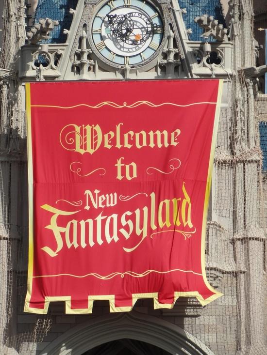 Welcome to Fantasyland!
