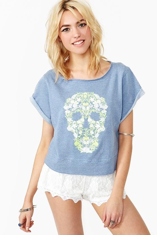 Dead Or Alive Sweatshirt   Nasty Gal
