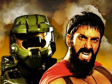 #WooTube #Video #YouTube #erb Master Chief vs Leonidas. Epic Rap Battles of History Season 2. @ For More Videos, Like www.facebook.com/...