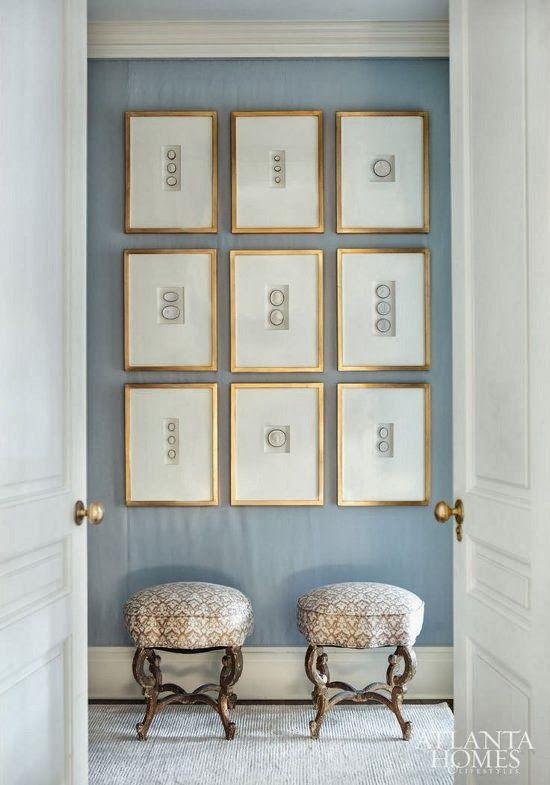 Interior designer Suzanne Kasler designed a glamorousmaster-suite for her own home.