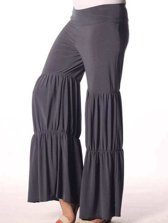 Another 2013 birthday gift: Last Tango palazzo pants in Metal ( my signature pants since 2010)