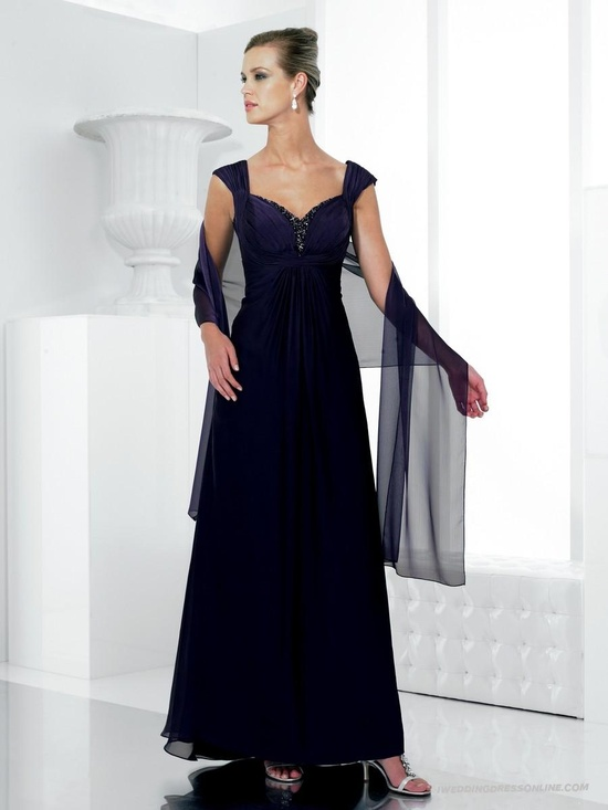 Attractive Chiffon Sweetheart A-line Bridesmaid Dress Is Your Favourite