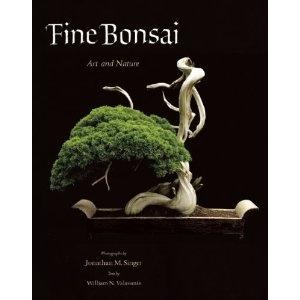 Fine Bonsai: Art & Nature [Hardcover]