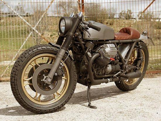Moto Guzzi 850T4