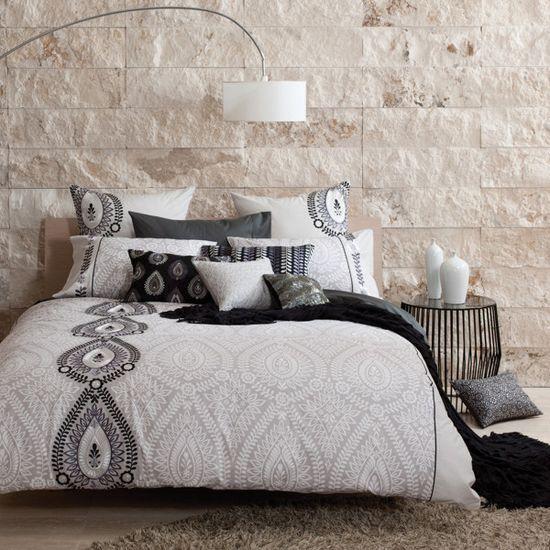 Kas Roshni Duvet Cover, 100% Cotton - Bed Bath & Beyond