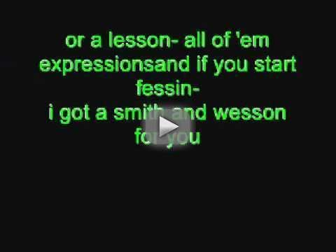 N.W.A - Express Yourself (lyrics) - MAKE SURE TO CLICK THE LINK... My spelling may be bad but if you know the song sooooo well... why look for lyrics.. -_- enjoy