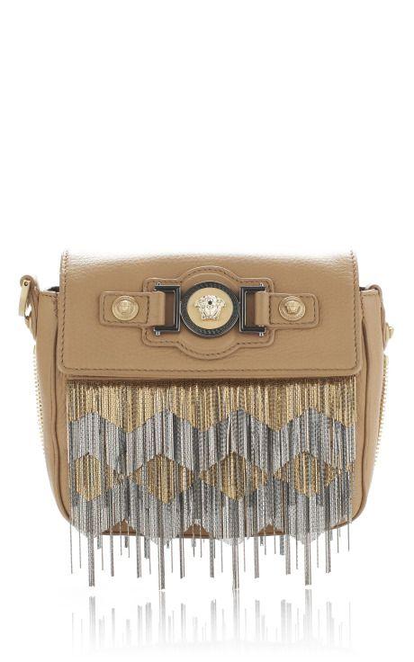 VERSACE - Fringe Embroidered Handbag  - Click pics for final price ?