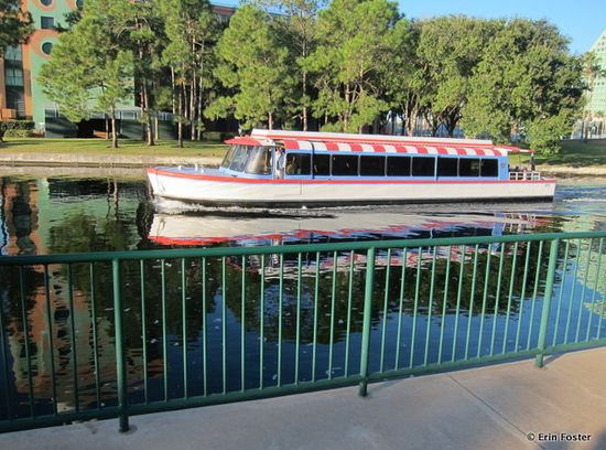 Exclusive perks that come with staying at a Disney Resort.  (from blog.touringplans...)