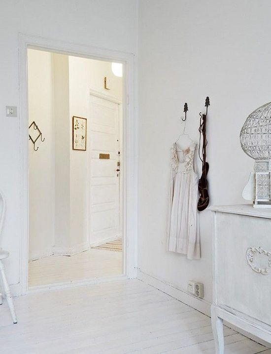 Home & Garden : Inspirations blanc - ideasforho.me/... -  #home decor #design #home decor ideas #living room #bedroom #kitchen #bathroom #interior ideas
