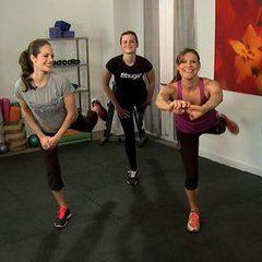 10 Minute Leg Workout