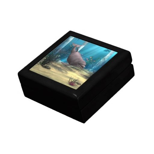 #Dolphin #Jewelry #Box
