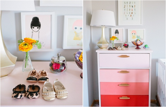 J's ombre dresser! Canary Grey photography