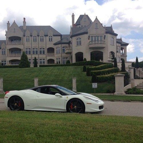 Ferrari, Luxury house